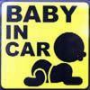 特殊カーフィルム「Baby in Car」。