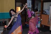 8月15日(土)ベリーダンスショー開催します!