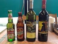 beer wine ビール・ワイン類