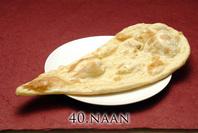 """<div style=""""font-size:x-small;"""">42,naan ~ナン~ (indian traditional bread) (インドの伝統的なパン) 300円  43,butter naan ~バター ナン~ (inside of butter bread) (バターたっぷり入りナン) 400円  44,garlic naan ~ニンニクのナン~ (tandoori bread with garlic) (インドの窯で焼いたガーリック入りナン) 400円  45,raja special naan ~ラジャ特製ナン~ (cherries a cashew nut sweet bread) (チェリーとカシューナッツの甘いパン) 450円  46,masala kulcha ~マサラ クルチャ~ (traditional bread stuffed with vegetable and spices) (野菜とスパイス入りの伝統的なパン) 450円  47,cheese kulcha ~チーズ クルチャ~ (traditional bread stuffed with cheese) (インドの伝統的なチーズパン) 450円  48,tuna kulcha ~ツナ クルチャ~ (traditional bread stuffed with tuna fish and spices) (ツナとスパイス入りのインドの伝統的なパン) 450円  49,today's special ~本日の特製メニュー~ 450円  50,bhatura ~バトラ~ (indian deep-fried bread) (インド風揚げパン) 400円  51,rice ~ライス~ 300円  52,saffron rice ~サフラン入りライス~ 350円  53,vegetable pilaf ~野菜ピラフ~ (vegetable and mixed butter rice) (野菜とバターで炒めたごはん) 1,000円</div>"""