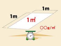 1平方メートル(1㎡)あたりの紙の重さをグラムで表したものが坪量です。坪量は紙の重量表示の法則で一定面積あたりの重量を表し、単位には「g/㎡」を使います。  一般的に坪量の少ない紙は「軽い」または「薄い」となります。  坪量=1平方メートル(1㎡)あたりの紙の重さ