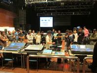 講座「舞台演出機器の多チャンネル制御を考える」