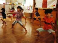対象年齢:4歳児~5歳児 実地日:毎月第1・3水曜日 講師:松田由絵
