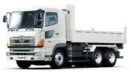 引っ越しの運搬や、産業廃棄物の運搬もおこないます。