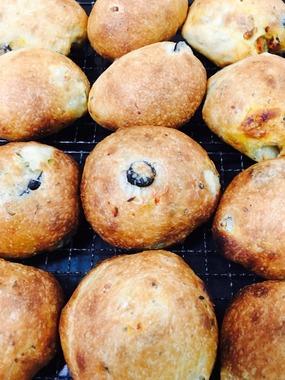 イタリアのパン・チャバタ