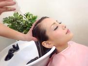 かゆみなどがありカラーやパーマが出来なかい...!!</br>髪や頭皮・お肌のトラブル(コシがない・薄毛・乾燥肌・手あれ・etc)などでお悩みの方にB1トリートメントがおすすめ!! ご相談しながら頭皮ケアを行い改善していきます。</br>ぜひ、一度お試しください!!  </br>ビーワントリートメント</br>     ¥2500 </br> ※トリートメントのみの方、シャンプー料金別