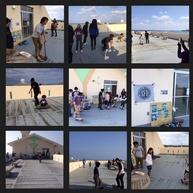2014 3月20から3月10日の日程で うるま市 伊計島の廃校になった小学校を使って行われたアートイベント  暮らしにアートin伊計島 内においてスケートボードファンデーション沖縄 スケートボード体験会を開催しました イベント来場者数は今回 10.000人を超え 10日間のイベント期間中 7日間体験会を行ない  体験会の方にも130人参加があり スケートボードを体験し興味を持っていただきました 体験会はスケートボードファンデーション沖縄公認インストラクターが安定する立ち方やバランスの取り方などを教え 手を引いてあげたりしながらスケートボードに乗ってもらい楽しんでもらいました  参加された方は小学校 低学年と幼稚園 保育園が半数以上 他は中学生 高校生 少数ですが大人の方や親子での参加もありました  今後スケートボードを始めたい  もっと体験してみたいと言う 意見を凄く沢山頂きました 当団体のかかげる  スケートボードを通して自力心や自尊心を伸ばすと言う部分にも繋がったと感じています  沢山のご参加ありがとうございました。