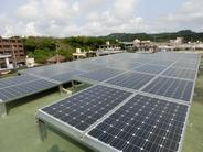 太陽光設置工事完了‼