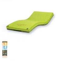 体圧分散性能と除圧性能を向上し、さらに寝心地の良さを追求したエアマットレス。