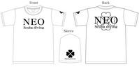 NEOシャツ-ホワイト