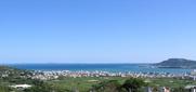 海を見わたす 緑の丘の介護施設