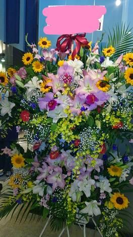 花屋 ティエラは、那覇市安謝にあるお花屋さんです。 お花を那覇市内や浦添近郊に無料配達します。 お花のことなら花屋ティエラへお越し下さい。