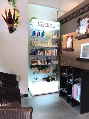 ロレアル・ミルボン・デミコスメティクスをはじめ、各有名ブランドから厳選した拘りのホームケアアイテムを取り揃えております