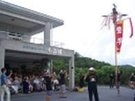 平成28年5月22日(日) 小谷自治会総会  平成28年5月29日(日) 小谷自治会清掃活動へ職員2名参加しました。  私たち職員が気持ちよく通勤できるのも地域の方々のおかげですね。
