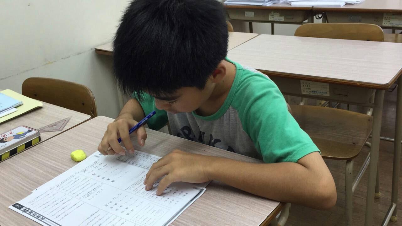 ★各種検定対策もバッチリです★ 学校授業のサポートだけでなく、小学生からも漢字検定や数学検定を受験し、しっかりと資格取得に向けての対策もしています。 早いうちからの資格取得は、『自信』につながります(•̀ᴗ•́)و ̑̑