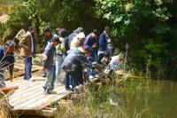 国頭の貴重な自然環境を守りながら、豊かな自然の仕組みを学ぶ環境学習の拠点とされている場所です。 トレッキングやカヌーなどやんばるの森をまるごと楽しめるプログラムがたくさんあります。  住所:国頭村字安波1301-7 電話:(0980)41-7979