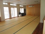 8名様専用 ※和室部屋に関しましては8名様、16名様専用もございます。団体様のご宿泊に対応致します。 本館のエアコンはコイン式 100円/3h~