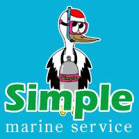 Simple marine serviceでダイビング