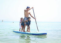 沖縄北部やんばる子供とSUP体験オススメ