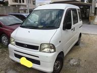 ←S200V ハイゼット  部品取り車