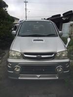 ←J111G テリオスキッド  部品取り車
