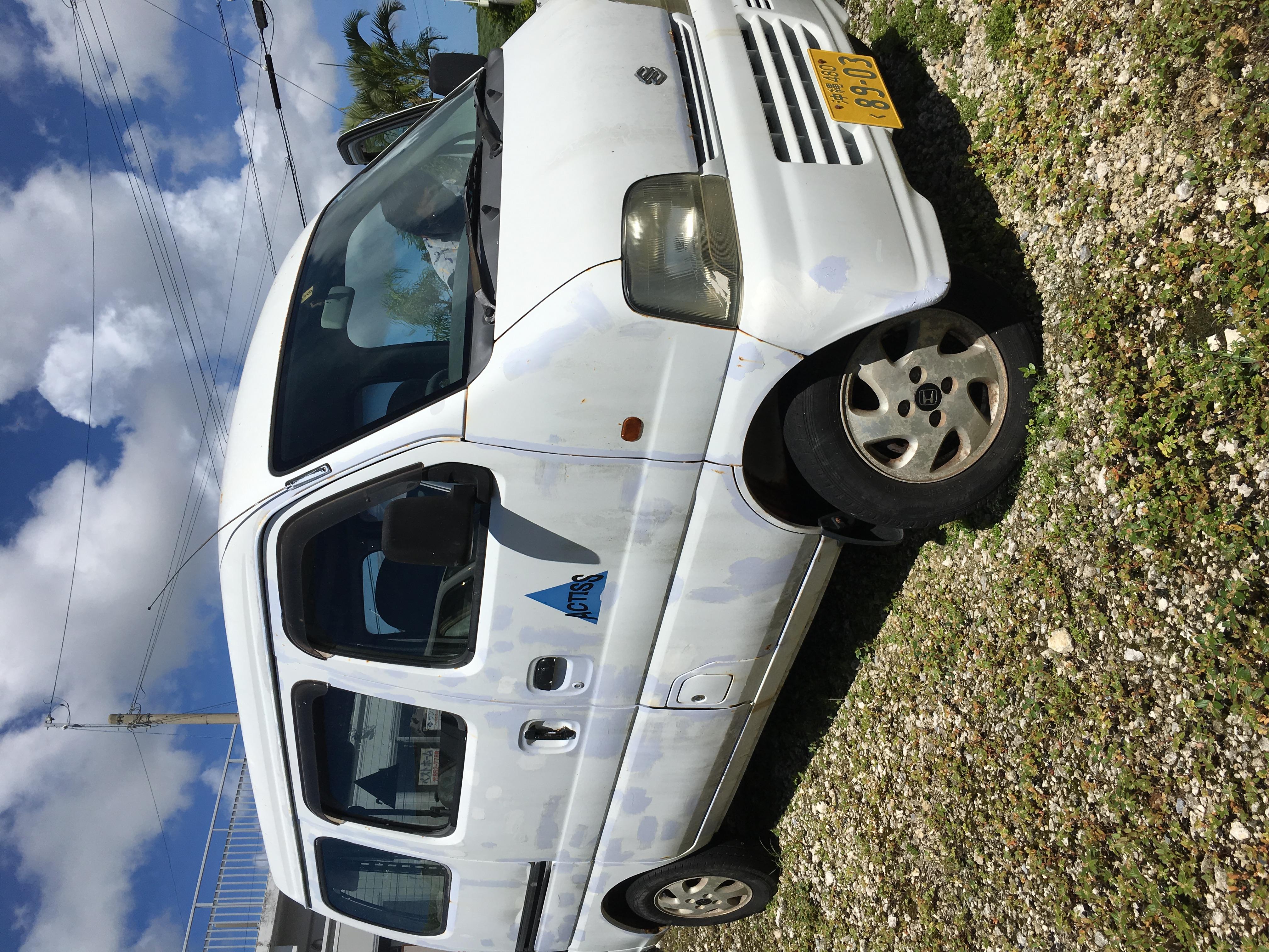 ←DA52V エブリー  部品取り車