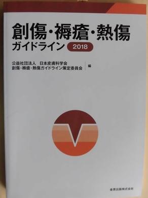 創傷・褥瘡・熱傷ガイドライン 2018