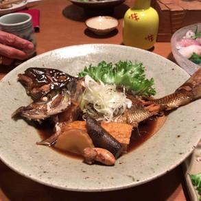 """<b style=""""color:black;font-size:20px;"""">【煮つけ】</b>  沖縄ならではの、絶妙な味付けをご堪能ください。"""