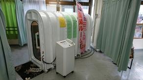 高圧酸素ルーム