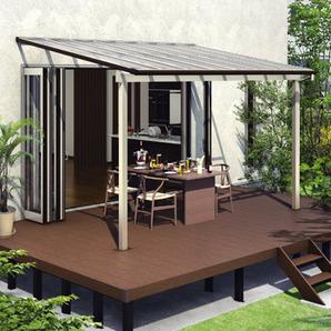 光と風を効率よく採り込み、 開放感のあるデッキテラスルーム。 空間をライフスタイルに応じて演出できます。 庭と部屋をつなぐ新しい魅力のデッキテラスルーム。 外とのつながりをスムーズにし、 庭がもっと身近に感じられます。