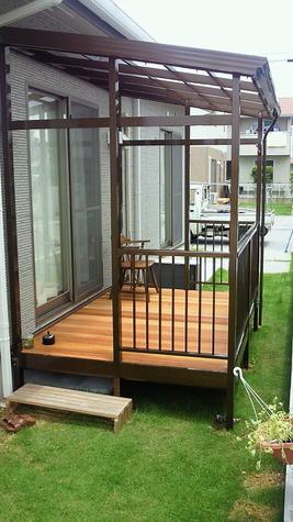 ペットとより快適に過ごせるお庭を 実現できるアイテムを追加。 お庭の使い方が広がります。 暮らしをもっと楽しむための マルチ空間を創出します。
