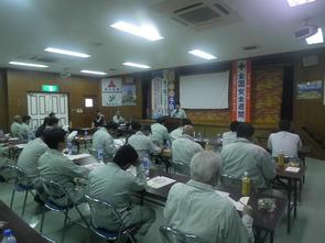 平成29年06月08日 建設産業合同企業説明会へ参加しました。