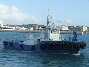 船種・用途:引船 規格:19トン、沿海区域