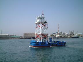 船種・用途:引船兼押船兼交通船 規格:19トン、沿海区域