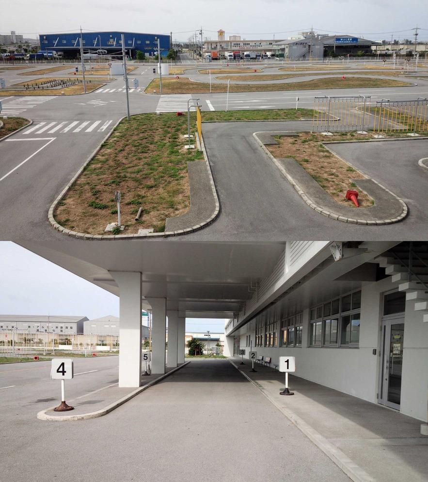 警察 センター 免許 県 運転 沖縄