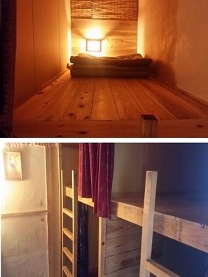 男女別室BOX型・ドミトリー