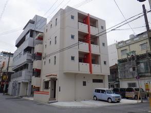 那覇市内住宅兼賃貸マンション