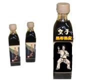 黒帯黒蜜(準備中)