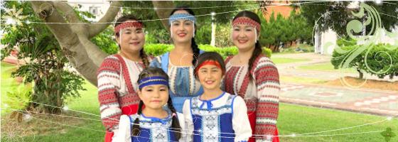 ロシア伝統舞踊教室