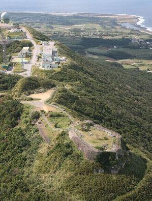 宇江城城跡