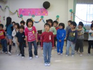 歓迎会・児童館総会