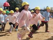 くしひき保育園マラソン大会 3/7