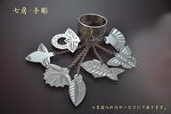房指輪 伝統装飾品 銀細工   ~七つの想いを込めて~