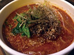 復活!激辛タンタン麺