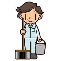 大きな屋敷、公園、公共施設等のお掃除も承ります。