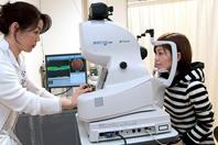 OCT、OCT アンギオグラフィー、前眼部OCT検査