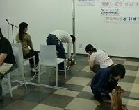 2012年2月12日 バレンタイン企画 イス取りゲーム大会(終了)