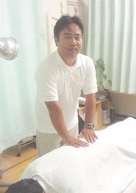 金城 (Kinjyou) (Visit-massage) Working : Monday~Saturday Holiday : Sunday