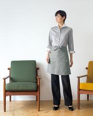 """イタリアンカラーが優しい印象のシャツ。 ベーシックなストライプはどの色も人気です。  <span style=""""color:blue;"""">左記写真をクリックして頂ければ拡大してご確認いただけます。</span>"""