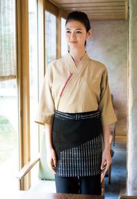 作務衣で表現する伝統の和のスタイル